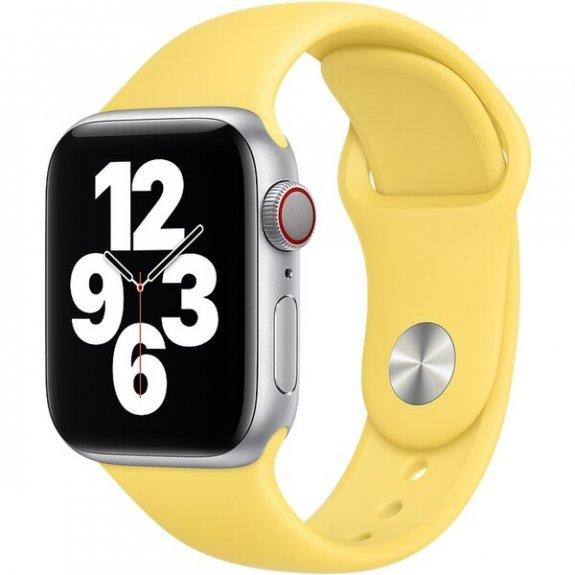Originální sportovní řemínek pro Apple Watch 42mm / 44mm - zázvorový MGQQ3ZM/A - možnost vrátit zboží ZDARMA do 30ti dní