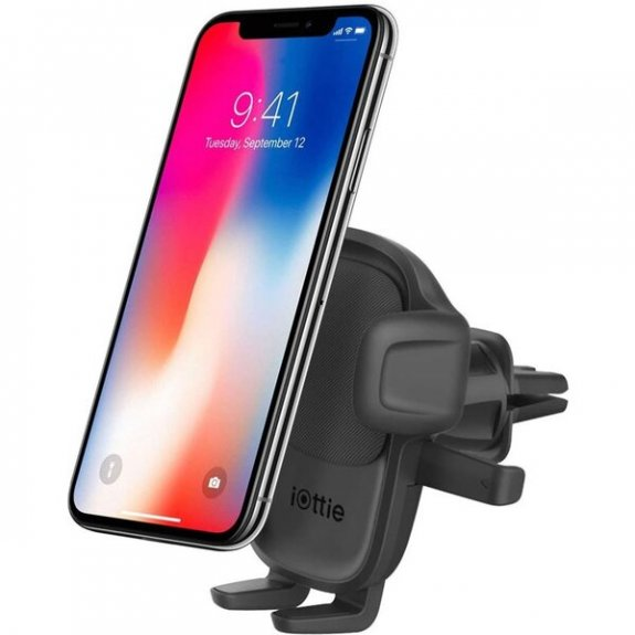 iOttie Easy One Touch 5 univerzální držák do větrací mřížky auta pro iPhone HLCRIO172 - možnost vrátit zboží ZDARMA do 30ti dní