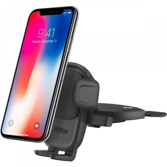 iOttie Easy One Touch 5 univerzální držák do CD mechaniky pro iPhone HLCRIO173 - možnost vrátit zboží ZDARMA do 30ti dní
