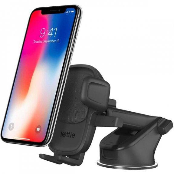 iOttie Easy One Touch 5 univerzální držák na okno a palubní desku pro iPhone HLCRIO171AM - možnost vrátit zboží ZDARMA do 30ti dní