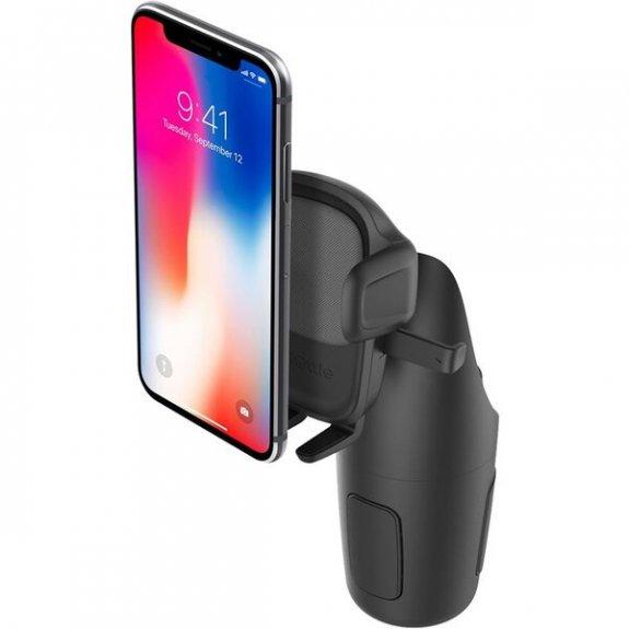 iOttie Easy One Touch 5 univerzální držák do přihrádky na pití pro iPhone - černý HLCRIO175 - možnost vrátit zboží ZDARMA do 30ti dní