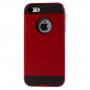 Pouzdro 2v1 pro Apple iPhone 5 / 5S / SE - červené