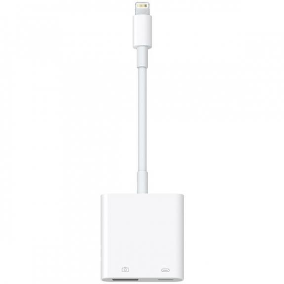 Originální redukce z lightning na USB 3.0 / lightning pro Apple iPhone / iPad mk0w2zm/a - možnost vrátit zboží ZDARMA do 30ti dní