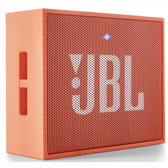 JBL GO bezdrátový Bluetooth reproduktor - oranžový JBL GO ORANGE - možnost vrátit zboží ZDARMA do 30ti dní