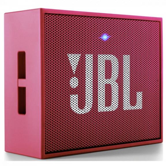 JBL GO bezdrátový Bluetooth reproduktor - růžový JBL GO PINK - možnost vrátit zboží ZDARMA do 30ti dní