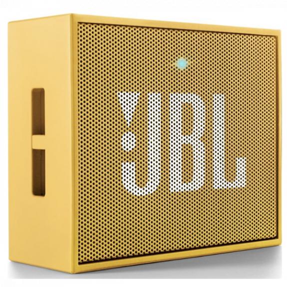 JBL GO bezdrátový Bluetooth reproduktor - žlutý JBL GO YELLOW - možnost vrátit zboží ZDARMA do 30ti dní