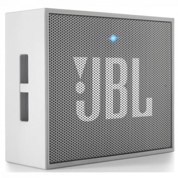 JBL GO bezdrátový Bluetooth reproduktor - šedivý JBL GO GRAY - možnost vrátit zboží ZDARMA do 30ti dní