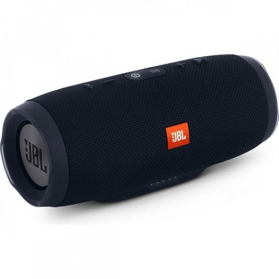 JBL CHARGE 3 bezdrátový Bluetooth reproduktor - černý JBL CHARGE3BK - možnost vrátit zboží ZDARMA do 30ti dní