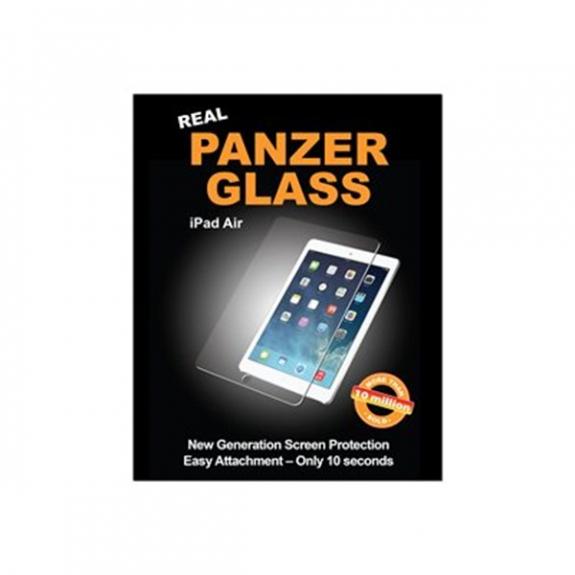 "PanzerGlass ochranné tvrzené 3D sklo pro iPad 9,7"" (2017/2018) / iPad Pro 9,7"" (2016) / iPad Air 1 / Air 2 - čiré - možnost vrátit zboží ZDARMA do 30ti dní"