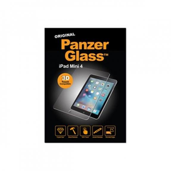 PanzerGlass ochranné tvrzené 3D sklo pro Apple iPad mini 4 / 5 - čiré - možnost vrátit zboží ZDARMA do 30ti dní