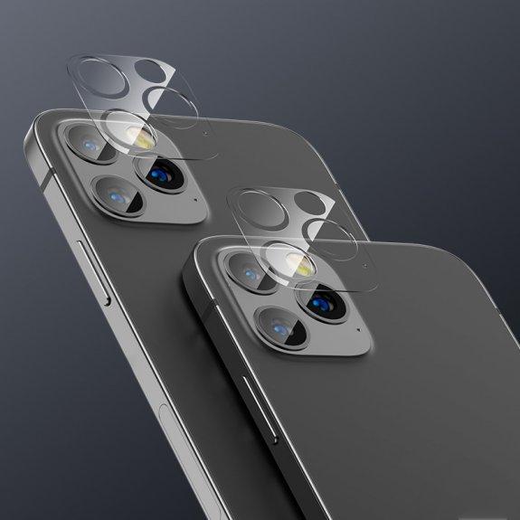 Benks tvrzené sklo k ochraně čoček fotoaparátu iPhone 12 Pro - 2 ks - možnost vrátit zboží ZDARMA do