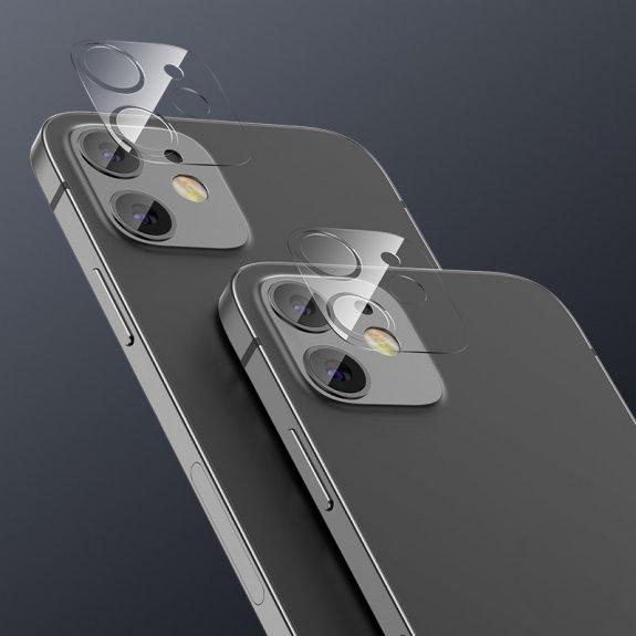 Benks tvrzené sklo k ochraně čoček fotoaparátu iPhone 12 mini - 2 kusy - možnost vrátit zboží ZDARMA