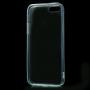 Ultratenký 0.5 mm obal pro Apple iPhone 5 / 5S / SE - tyrkysový