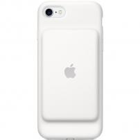Originální Smart Battery Case kryt s baterií pro Apple iPhone SE (2020) / 8 / 7 - bílý