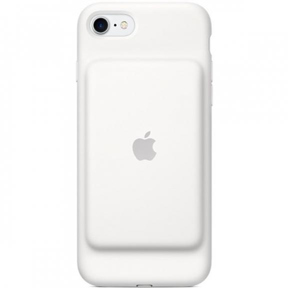 Originální Smart Battery Case kryt s baterií pro Apple iPhone SE (2020) / 8 / 7 - bílý MN012ZM/A - možnost vrátit zboží ZDARMA do 30ti dní