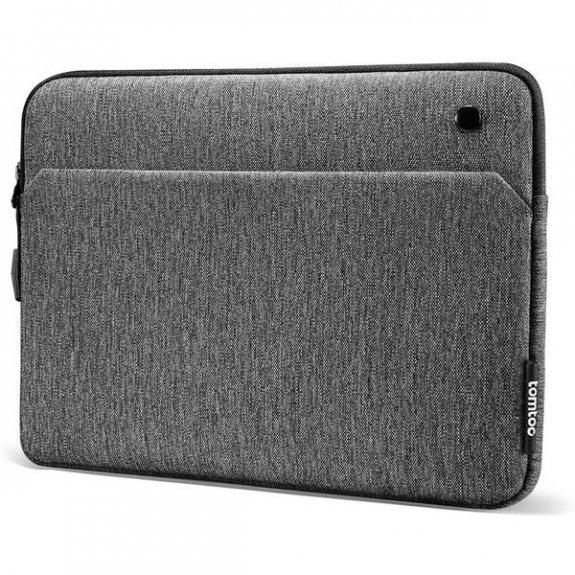 """tomtoc Sleeve brašna na iPad / MacBook 11"""" - tmavě šedá TOM-A18-A01M - možnost vrátit zboží ZDARMA d"""