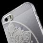 Kryt na Apple iPhone 5 / 5S / SE - Květinový vzor