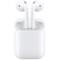 Originální Apple AirPods bezdrátová sluchátka pro Apple iPhone / iPad - bílá
