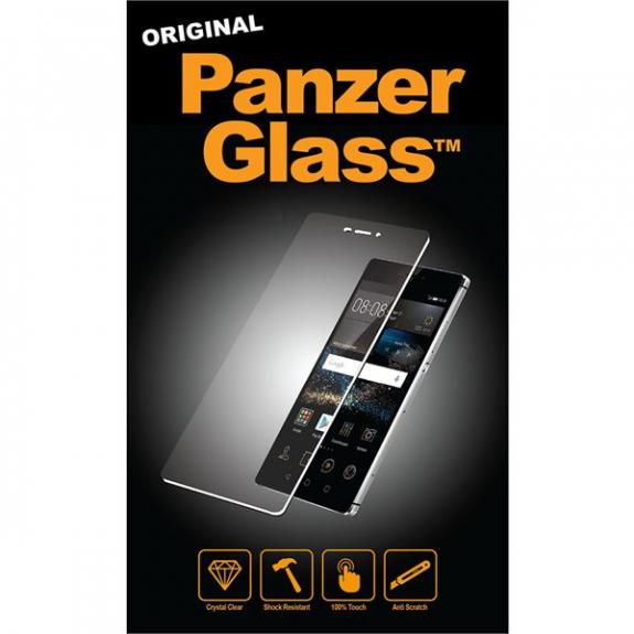 PanzerGlass ochranné tvrzené sklo 2.5D pro Apple iPhone 6 / 6S / 7 / 8 - 0.4mm - čiré - možnost vrátit zboží ZDARMA do 30ti dní