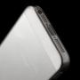 Ultratenký 0.5 mm obal pro Apple iPhone 5 / 5S / SE - šedý