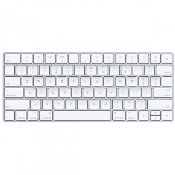 Originální bezdrátová klávesnice Apple Magic Keyboard - slovenská MLA22SL/A - možnost vrátit zboží ZDARMA do 30ti dní