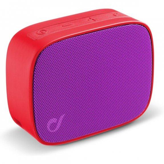 Cellularline Fizzy kapesní bezdrátový reproduktor - růžovo-fialový BTSPKFIZZY2 - možnost vrátit zboží ZDARMA do 30ti dní
