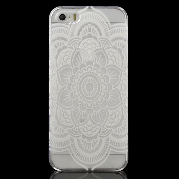 AppleKing kryt / obal pro Apple iPhone 5 / 5S / SE - Mandala - možnost vrátit zboží ZDARMA do 30ti dní