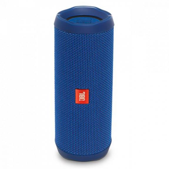 JBL Flip 4 kompaktní vodotěsný reproduktor - modrý JBL FLIP4 BLU - možnost vrátit zboží ZDARMA do 30ti dní