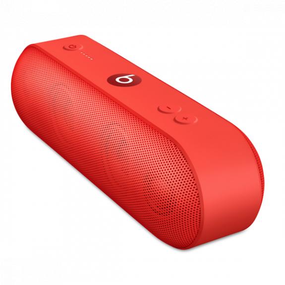 Beats Pill+ kompaktní bezdrátový Bluetooth reproduktor - červený ML4Q2ZM/A - možnost vrátit zboží ZDARMA do 30ti dní