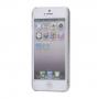 Ultratenký 0.5 mm ochranný kryt na Apple iPhone 5 / 5S / SE - průsvitný