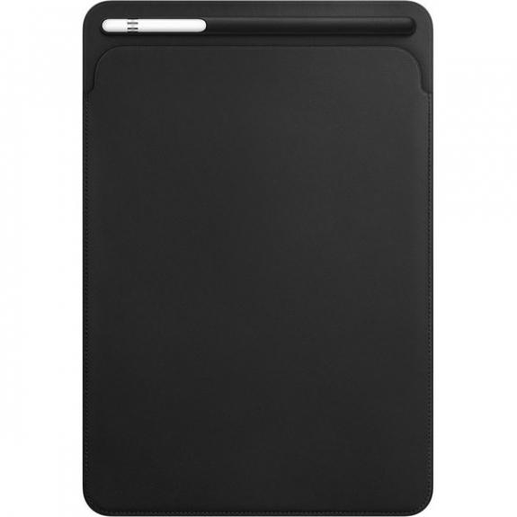 """Originální kožené pouzdro pro Apple iPad Air 3 (2019) / iPad Pro 10,5"""" - černé MPU62ZM/A - možnost vrátit zboží ZDARMA do 30ti dní"""