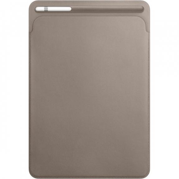 """Originální kožené pouzdro pro Apple iPad Air 3 (2019) / iPad Pro 10,5"""" - kouřové MPU02ZM/A - možnost vrátit zboží ZDARMA do 30ti dní"""
