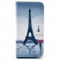 Pouzdro / kryt pro Apple iPhone 5 / 5S / SE - Eiffelovka