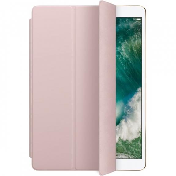 """Originální Smart Cover přední kryt pro Apple iPad Pro 10.5"""" - pískově růžový MQ0E2ZM/A - možnost vrátit zboží ZDARMA do 30ti dní"""