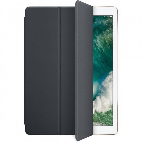 """Originální Smart Cover přední kryt pro Apple iPad Pro 12,9"""" - uhlově šedý MQ0G2ZM/A - možnost vrátit zboží ZDARMA do 30ti dní"""