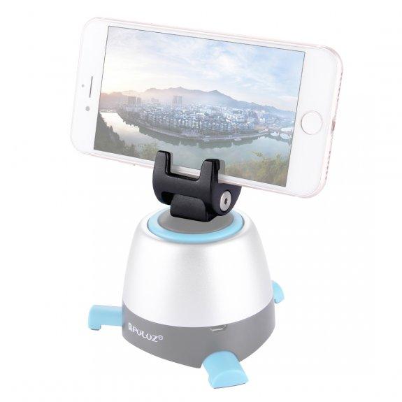 Puluz 360° otočný držák pro iPhone (bez stativu) - možnost vrátit zboží ZDARMA do 30ti dní