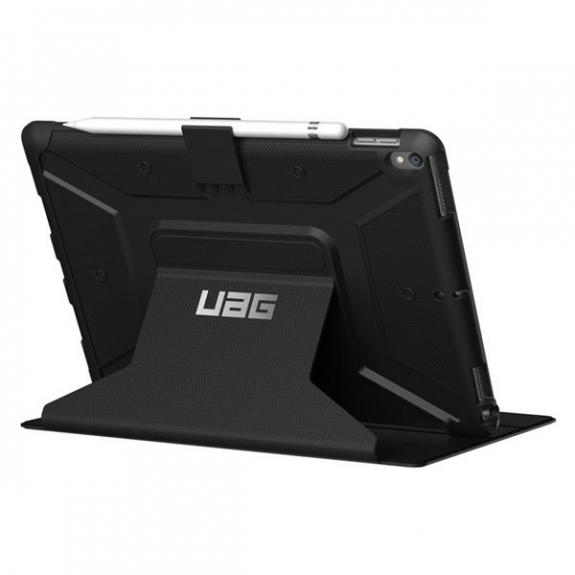 """UAG Metropolis vysoce odolné pouzdro pro Apple iPad Pro 10.5"""" - černé - možnost vrátit zboží ZDARMA do 30ti dní"""