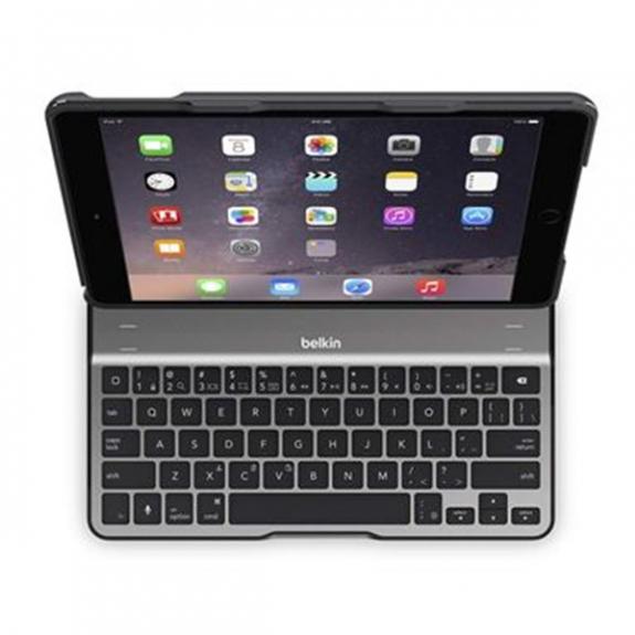 """Belkin QODE Ultimate klávesnice pro Apple iPad Air / 9.7"""" iPad (2017) - černá F5L904eaBLK - možnost vrátit zboží ZDARMA do 30ti dní"""