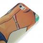 Lesklý kryt na Apple iPhone 5 / 5S / SE - Sexy holka