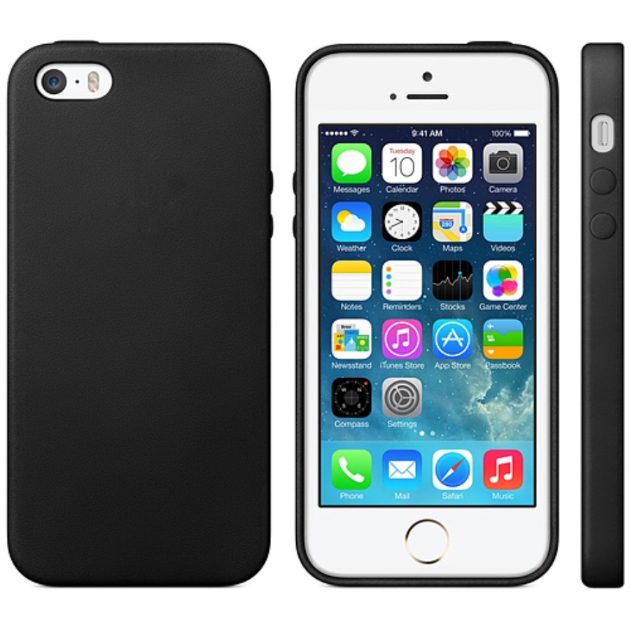 iphone 5 thickness elegantn 237 kryt na apple iphone 5 5s se čern 253 11050
