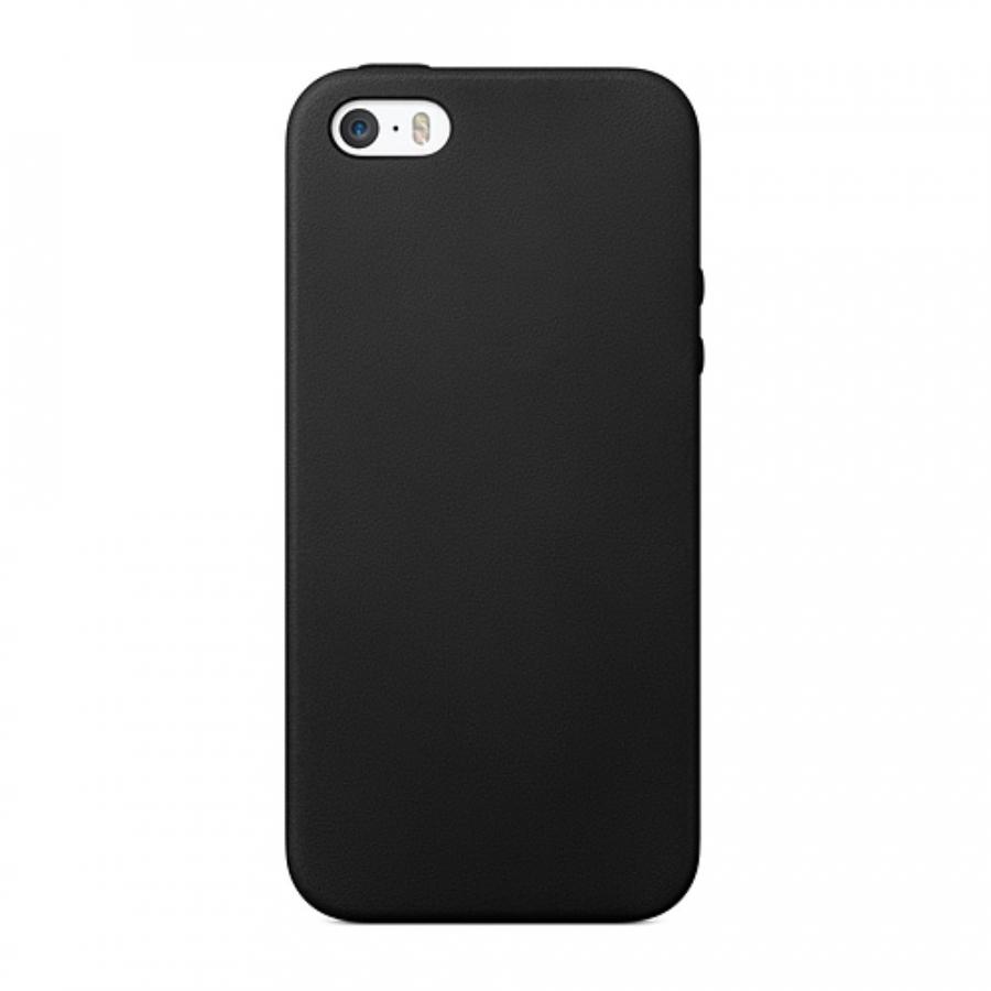 Elegantní kryt na Apple iPhone 5   5S   SE - černý - AppleKing.cz 7cb0fdee7f5