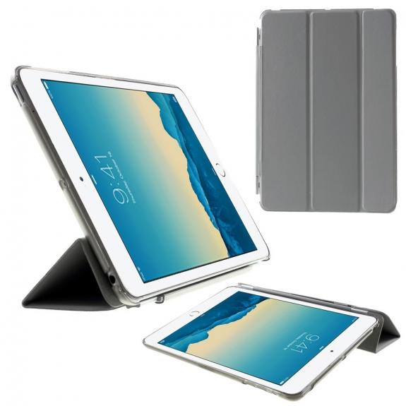 AppleKing smart Cover kryt / pouzdro pro Apple iPad mini 1. / 2. / 3. gen. - šedé - možnost vrátit zboží ZDARMA do 30ti dní