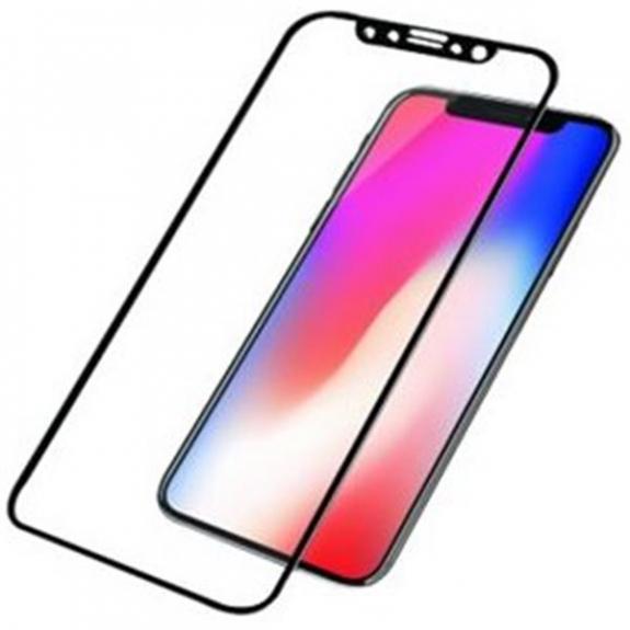 PanzerGlass Premium tvrzené sklo pro Apple iPhone XS / iPhone X - 0.4mm - černé 4416689 - možnost vrátit zboží ZDARMA do 30ti dní