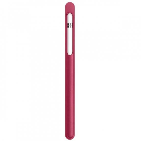 Originální kožené pouzdro pro Apple Pencil - fuchsiové MR582ZM/A - možnost vrátit zboží ZDARMA do 30ti dní