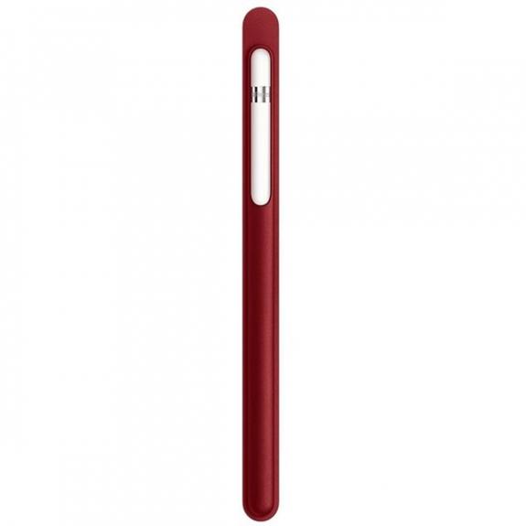 Originální kožené pouzdro pro Apple Pencil - červené MR552ZM/A - možnost vrátit zboží ZDARMA do 30ti dní