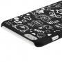 HAT-PRINCE Plastový protiskluzový kryt na Apple iPhone 6 / 6S - černý