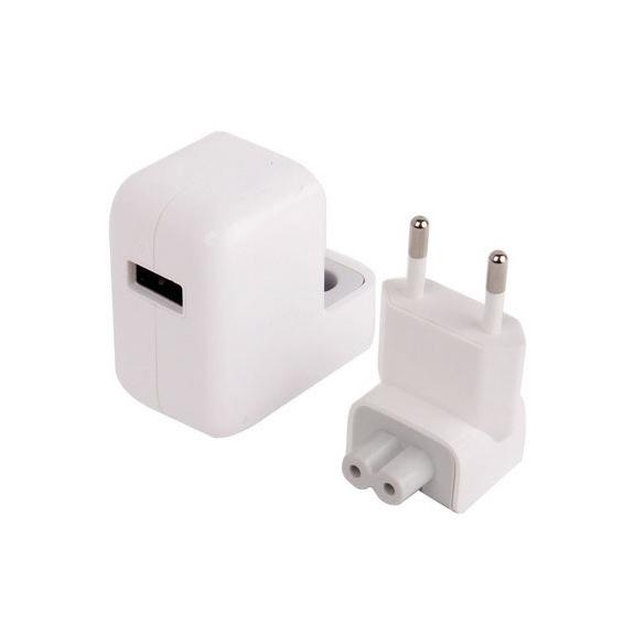 AppleKing cestovní nabíječka / adaptér 2.1A pro Apple iPhone / iPad - možnost vrátit zboží ZDARMA do 30ti dní