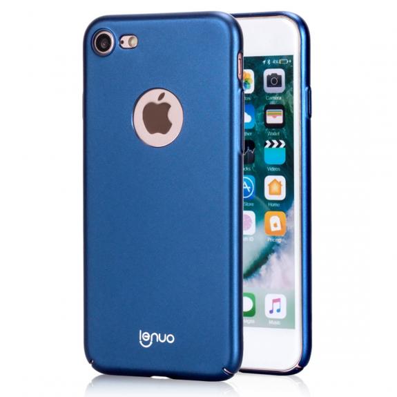 AppleKing luxusní a ultratenký kryt pro Apple iPhone 8 - modrá - možnost vrátit zboží ZDARMA do 30ti dní