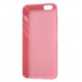 Ochranný kryt na Apple iPhone 6 / 6S - růžový