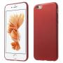 Ochranný kryt na Apple iPhone 6 / 6S - červený